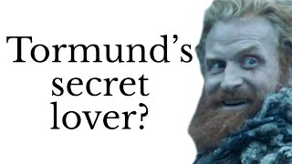 Does the wildling Tormund have a secret relationship with Lady Maege Mormont of Bear Island?This video contains spoilers for Game of Thrones up to Season 6 and Book 5.Game of Thrones Research Project: http://questeros.org/Subscribe: http://bit.ly/1NtFJufFacebook: https://www.facebook.com/pages/Alt-Shift-X/300119650155615Twitter: https://twitter.com/AltShiftXTumblr: http://altshiftx.tumblr.com/Patreon: https://www.patreon.com/AltShiftXAlt Shift ZZZ: https://www.youtube.com/AltShiftZZZAlt Schwift X: https://www.youtube.com/AltSchwiftXBuy A Game of Thrones (ASOIAF Book 1): http://amzn.to/292JmwyBuy ASOIAF Books 1-5: http://amzn.to/2970vVuBuy The World of Ice and Fire: http://amzn.to/2j3KggtCreated with Adobe After Effects and a Blue Yeti USB microphone.Images and video from Game of Thrones are the property of their creators, used here under fair use.References / further reading:http://asoiaf.westeros.org/index.php?/topic/80928-tormund-husband-to-bears/http://asoiaf.westeros.org/index.php?/topic/133468-tormund-and-maege-mormont/Thanks to the following Patrons: Jason A. Diegmueller, Reverend Xandria, @MrFifaSA, Cameron Weiss, @Vineyarddawg, Zachary Antin, Eric Louis-Dreyfus, Jason Pan, Jason Rattray, Cynbobby Joe, Kate Lyons, Ryan Steele, Michael Appell, Matthew Elisha Williams, Otter, David Howe, Fallon Mail, Cregg Riley, Sean Ludtke, Todd Marcus, Chris Cole, LightCraft Miniature Studios, Jake Burling, Chris Amolsch, Fred Petty, Thee Stevie Franchise