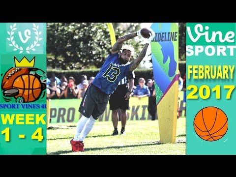 Best Sports Vines of February 2017