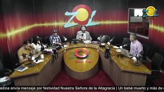 Diputado Luis Florido habla posición para restablecer el dialogo con el gobierno de Nicolas Maduro