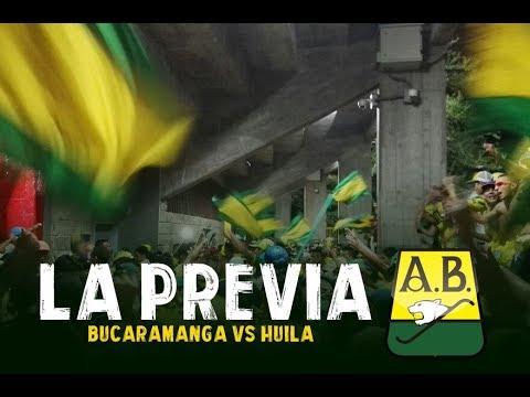 LA PREVIA - B-manga Vs. Huila JULIO 29 - FORTALEZA LEOPARDA SUR 2017 - Fortaleza Leoparda Sur - Atlético Bucaramanga