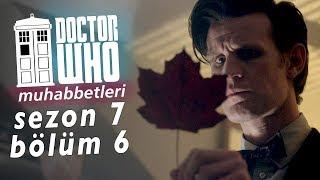 Aman dikkat öyle her wi-fi'ya girmeyin! Yoksa siz de kaşık kafa olursunuz! Doktor ve tasdikli yeni companion Clara hakkında...