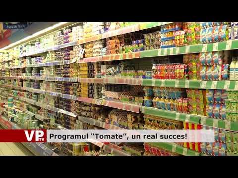 "Programul ""Tomate"", un real succes!"