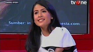 Video Mengenal Lebih Dekat Profil Maudy Ayunda [SJ 4 April 2015] - FULL MP3, 3GP, MP4, WEBM, AVI, FLV Mei 2019