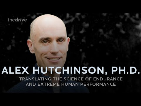 #151 - Alex Hutchinson, Ph.D.: Translating the science of endurance and extreme human performance
