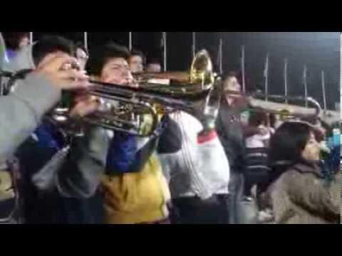 REBEL X6 CARSC Esta es la banda que te sigue a todos lados - La Rebel - Pumas
