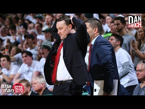 Don Fischer Sounds Off On What's Wrong With IU Hoops | Dan Dakich Show