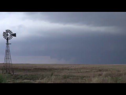 4-15-16 Eva, OK Multiple/Twin Tornadoes (видео)