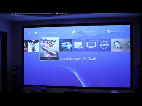 PlayStation 4: Здесь можно играть в игры, пока они еще не скачались.