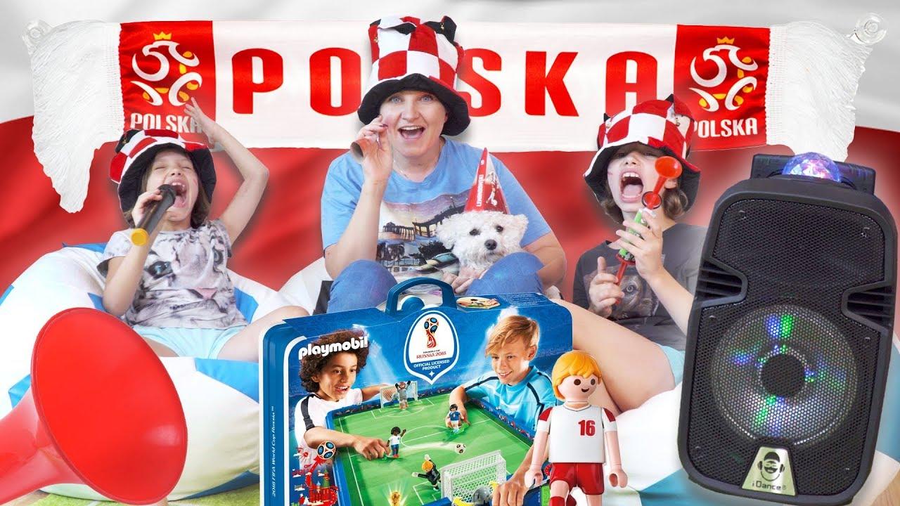 Jak przygotowujemy się do kibicowania Polskiej Reprezentacji na Mundialu 2018.
