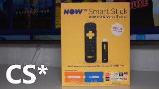 Why you need the NOW TV Smart Stick by Roku