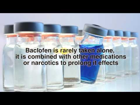 Baclofen Addiction and Baclofen Abuse