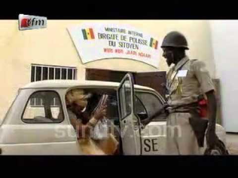 Modou Fenn Birgate de Polisse du Sitoyen