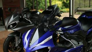 6. 2012 Yamaha YZF-R1 Australian Launch