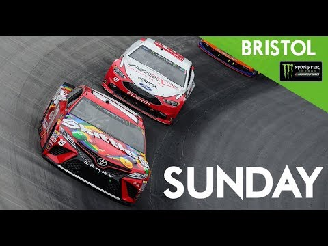 Monster Energy NASCAR Cup Series- Full Race -Food City 500 - Sunday