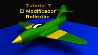 Curso Blender - 07 – El Modificador Reflexión