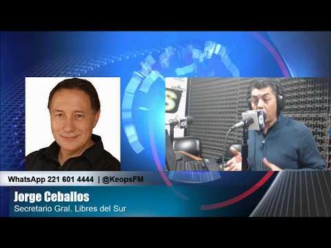 Ceballos le pidió a Vidal convocar a todos los espacios para analizar la Seguridad