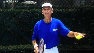 Tennis Highlights, Video - Slice Serve