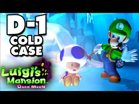Luigi's Mansion - Thanks for every Like and Favorite! They really help! This is Part 23 of the Luigi's Mansion Dark Moon Gameplay Walkthrough for the Nintendo 3DS! It includes...