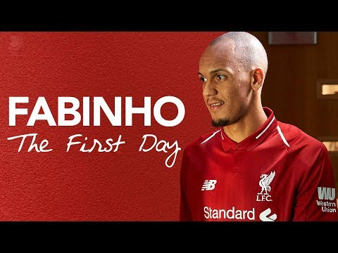 Fabinho Exclusive | Behind-the-scenes Vlog Of The Brazilian's First Day
