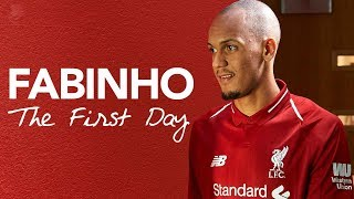 Video Fabinho Exclusive | Behind-the-scenes vlog of the Brazilian's first day MP3, 3GP, MP4, WEBM, AVI, FLV November 2018