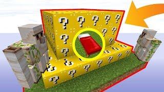 Video UNE BASE ULTRA SÉCURISÉE AVEC DES LUCKY BLOCKS !   Minecraft Bed Wars MP3, 3GP, MP4, WEBM, AVI, FLV September 2017