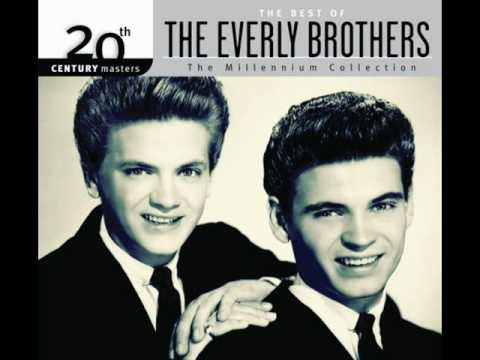 Everly Brothers - Bye Bye Love - Original HQ Audio