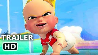 Video BOSS BABY Back in Business Trailer EXTENDED (NEW 2018) Netflix, Animation HD MP3, 3GP, MP4, WEBM, AVI, FLV Juni 2018