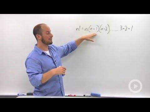 Algebra 2 – Binomial Theorem