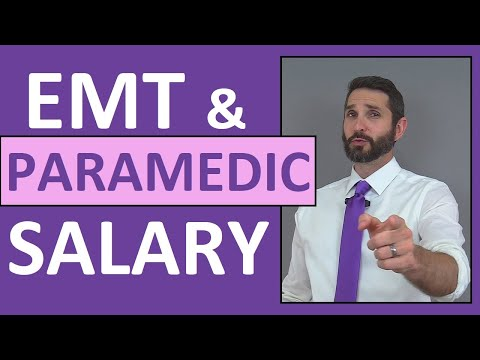 EMT & Paramedic Salary | EMT Paramedic Job Duties, Education Requirements