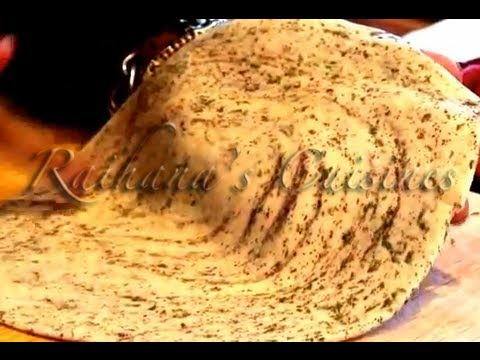 Layered Paratha Part 2