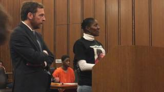 Cleveland teen sentenced to 24 years in prison tells mother 'I'm sorry to break your heart'