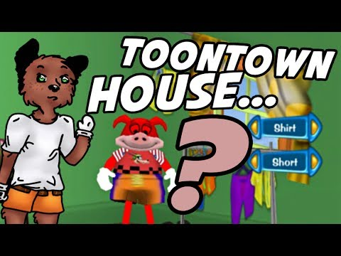 ToonTown House...