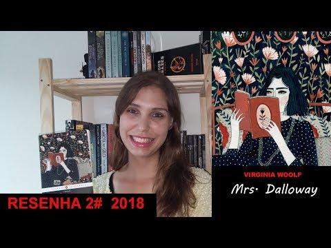 MRS. DALLOWAY  de VIRGINIA WOOLF {resenha}
