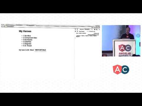 Getting started in Angular 2