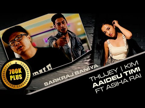 Video AAIDEU TIMI - SARKRAJ BANIYA ft ALISHA RAI | THUJEY & KIM (B- 8EIGHT) OFFICIAL VIDEO download in MP3, 3GP, MP4, WEBM, AVI, FLV January 2017