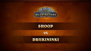 Shoop vs DrJikininki, game 1