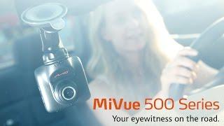 Mio MiVue 500 Series