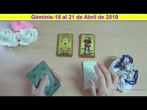 Cartas de amor - Géminis- 15 al 21 de abril de 2019