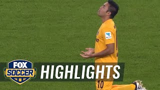 Hamburger SV vs. Eintracht Frankfurt | 2016-17 Bundesliga Highlights by FOX Soccer