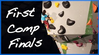 Climbing Competition Avid by The Climbing Nomads