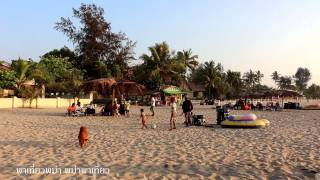 Chaungtha Beach Myanmar  city images : Chaung Thar Beach , Myanmar - HD