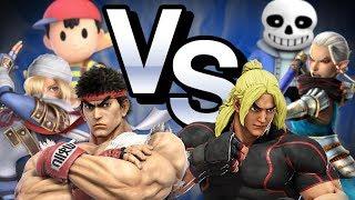 MORE Echo Fighters in Smash Bros