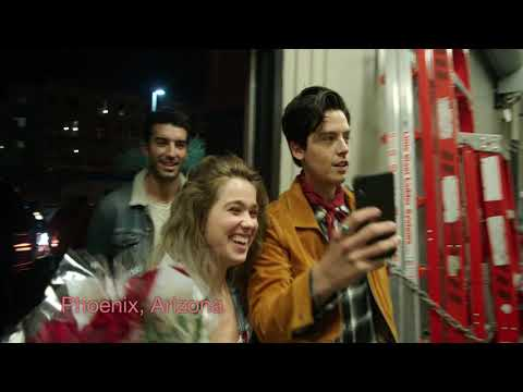 FIVE FEET APART - Galentine's Day Fan Surprise Tour