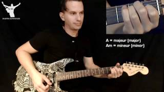 SGL : Music Theory 1 - Wat is het verschil tussen mineur en majeur (Gitaarles MT-001)