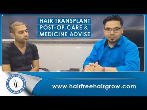 HAIR TRANSPLANT-POST-OP. CARE & MEDICINE ADVISE_A plasztikai sebészet kulisszatitkai. A legmodernebb eljárások, és orvosi hibák. Szilikon völgy