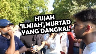 Video Hujah 'Bijak' Pemuda Murtad Dijawab Mudah MP3, 3GP, MP4, WEBM, AVI, FLV April 2019
