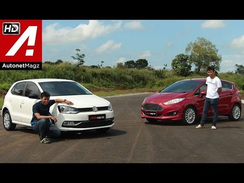 Komparasi Vw Polo Tsi Vs Ford Fiesta Ecoboost Indonesia Autonetmagz