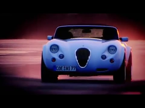 Weismann Roadster/TVR Tuscan car review pt 1 – Top Gear – BBC