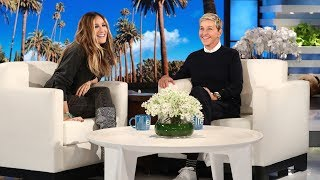 Download Video Sarah Jessica Parker Wants Ellen to Play Samantha in the 'Sex and the City' Movie MP3 3GP MP4