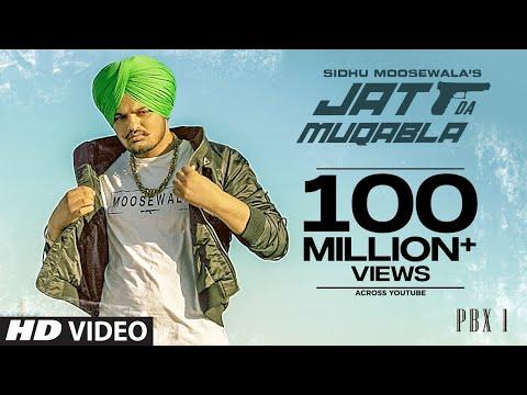 JATT DA MUQABALA Video Song | Sidhu Moosewala  | Snappy | New Songs 2018